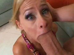 Fine Mature Fucks With A Really Fat One